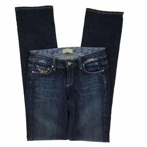 PAIGE Premium Denim Melrose Straight Leg Jeans- 29